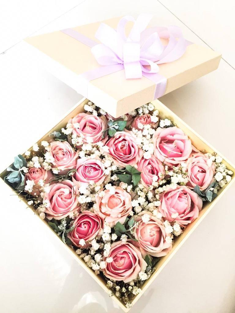 Flower Box FB02