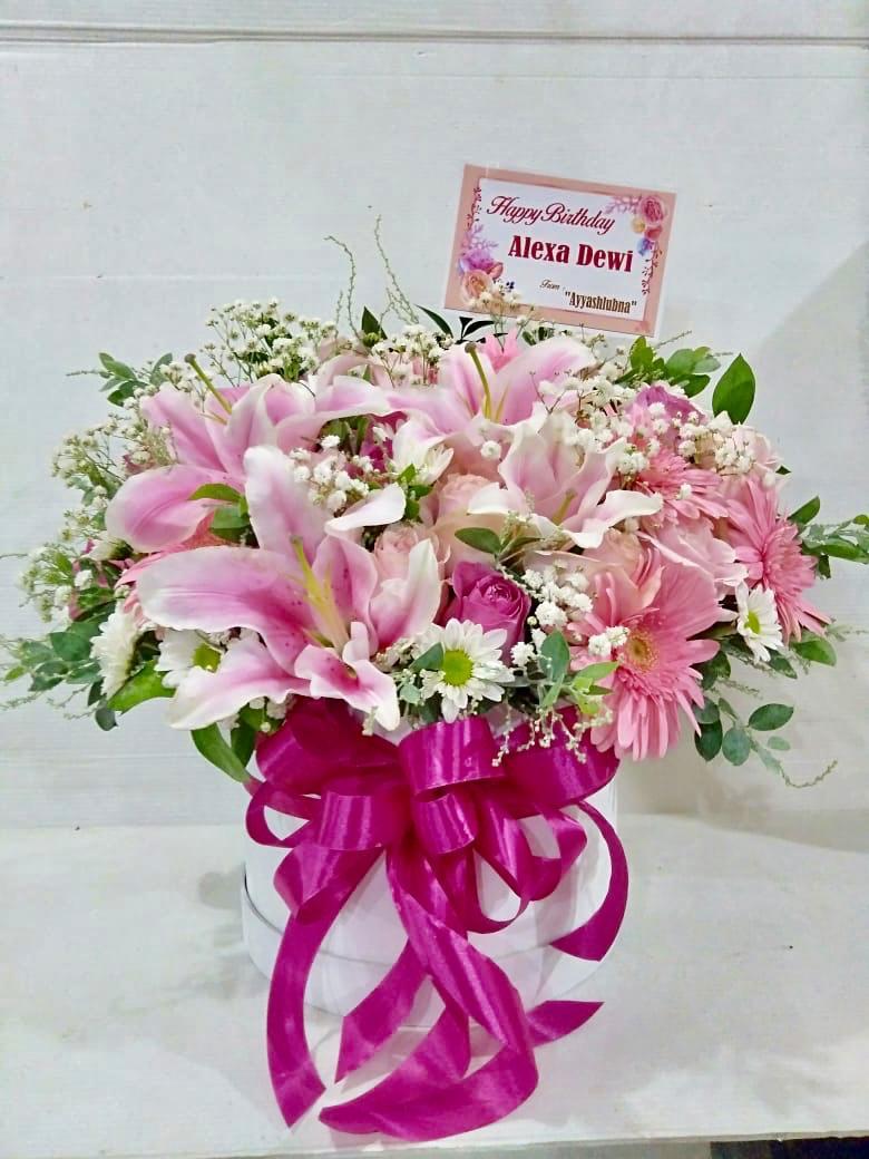 Flower Box FB04