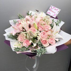 Hand Bouquet HB01