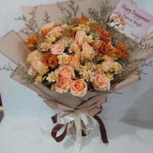Hand Bouquet HB03