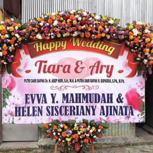 Rangkaian Bunga Pernikahan BN02