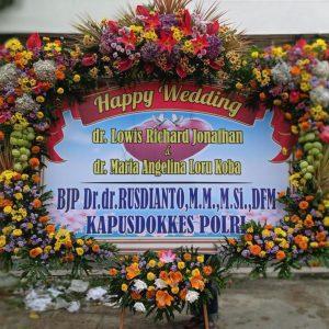 Rangkaian Bunga Pernikahan BN03