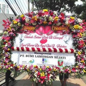 Rangkaian Bunga Pernikahan BN04